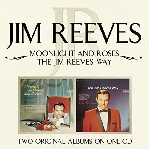Jim Reeves - Moonlight and roses - Zortam Music