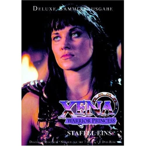 Xena: Warrior Princess / Зена - Королева Воинов (1995)