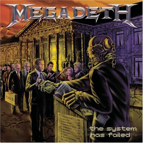 Megadeth - The System Has Failed - Zortam Music
