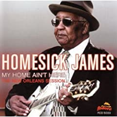 My Home Ain't Here: The New Orleans Session