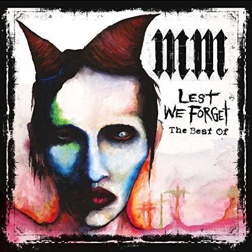 Marilyn Manson - Lest We Forget (Best Of) - Zortam Music