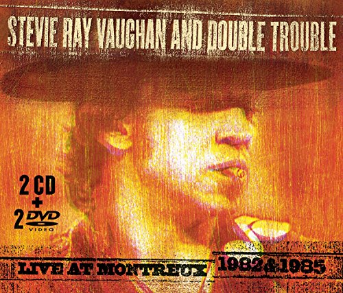 Stevie Ray Vaughan - Live At Montreux 1982 & 1985 -July 15, 1985 - Zortam Music