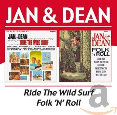 Jan & Dean - Ride The Wild Surf - Zortam Music