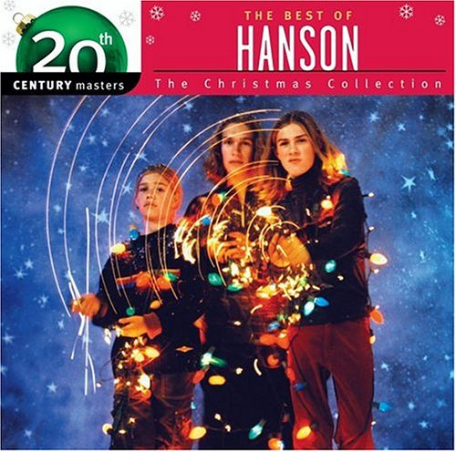 Christmas Collection: 20th Century Masters by Hanson album cover