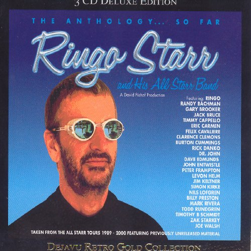 Ringo Starr - Anthology...So Far - Zortam Music