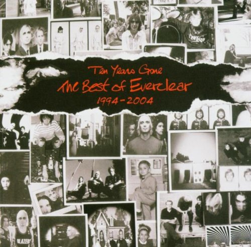Everclear - Ten Years Gone / Best Of    (1994-2004) - Zortam Music