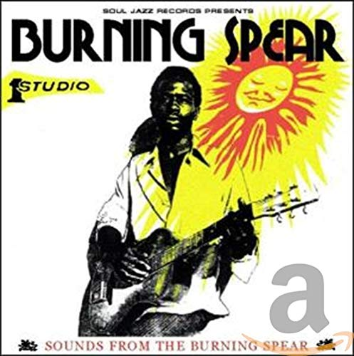 Burning Spear - Spear Burning - Zortam Music