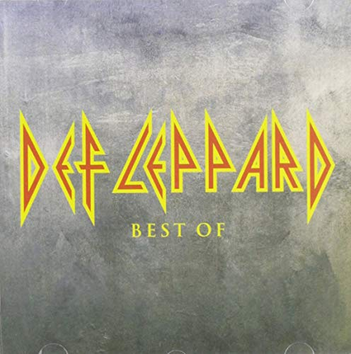 Def Leppard - Def Leppard Best Of (Limited Edition Double CD) Disc 2 - Zortam Music