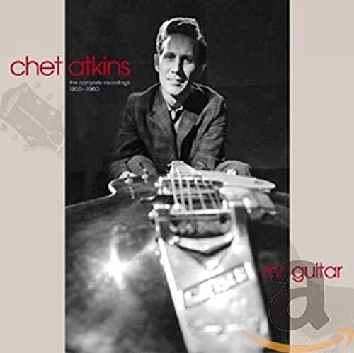 Chet Atkins - Mr. Guitar  (Reprise) - Zortam Music
