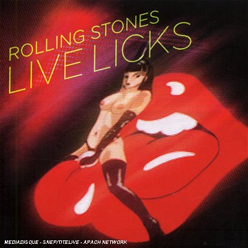 The Rolling Stones - Live Licks (disc 1) - Zortam Music
