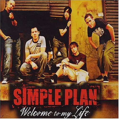 Simple Plan - Welcome To My Life (CD Single) - Zortam Music