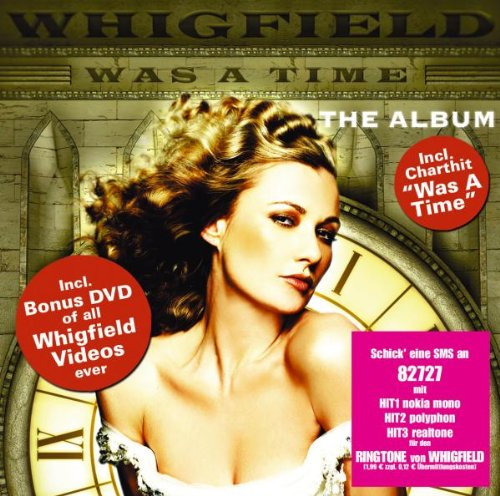 Whigfield - Was A Time (The Album) - Zortam Music