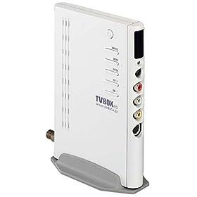 I-O DATA 液晶ディスプレイ対応 コンパクトTVチューナーBOX TVBOXes amazonへのリンク