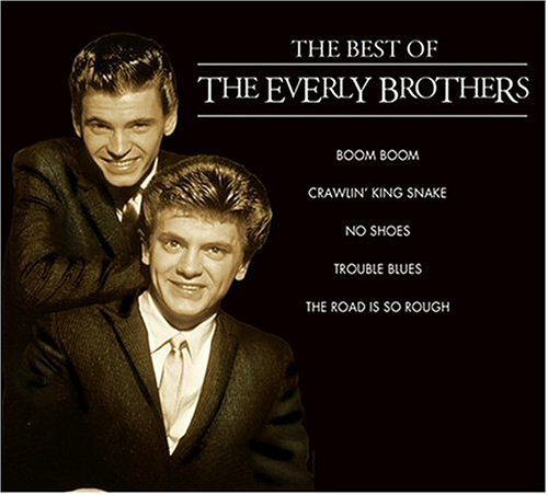 The Everly Brothers - The Everly Brothers Live - Zortam Music