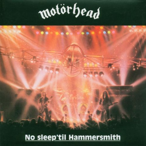 Motörhead - No Sleep