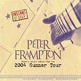 Cubierta del álbum de Instant Live: Peter's Select Tracks from the 2004 Summer Tour