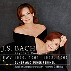 Konz. f・ 2 Klavierebwv 1060