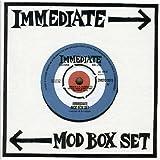 Skivomslag för Immediate Mod Box Set