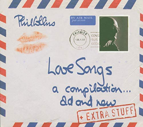 Phil Collins - Love Songs: A Compilation...Old and New Disc 2 - Zortam Music