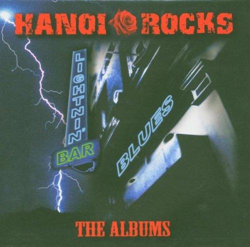 Hanoi Rocks - The Albums 1981-1984 - Zortam Music