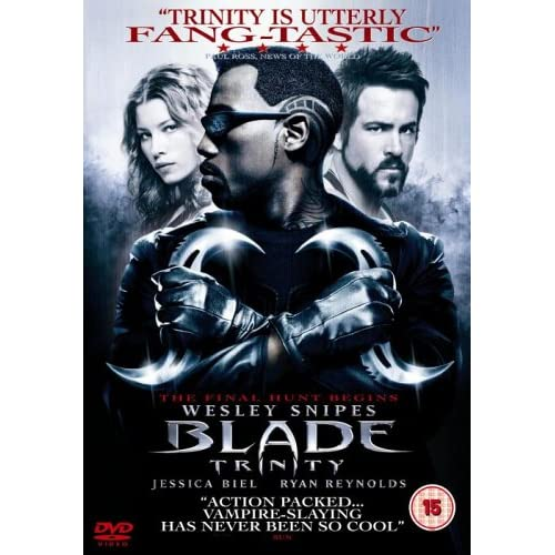Blade Trinity[2004]DvDrip[Eng] BugZ preview 0
