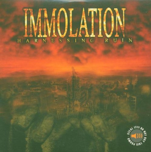 Immolation - Harnessing Ruin - Zortam Music