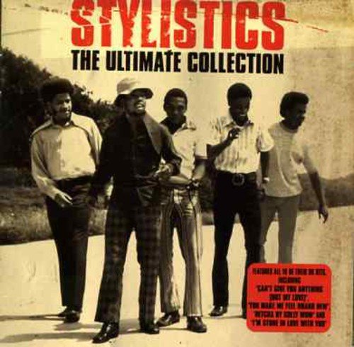 The Stylistics - The Ultimate Collection - Zortam Music