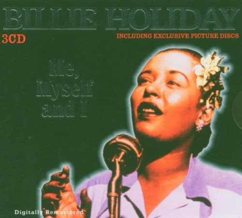 Billie Holiday - Me Myself And I - Zortam Music