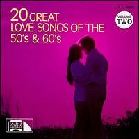 Various Artists - 20 Great Love Songs Of The 50