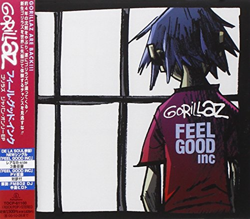 Gorillaz - Feel Good Inc - Japan Only EP - Zortam Music