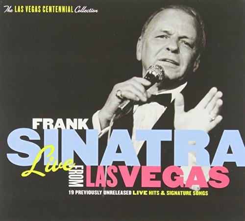 Frank Sinatra - Live From Las Vegas - Zortam Music