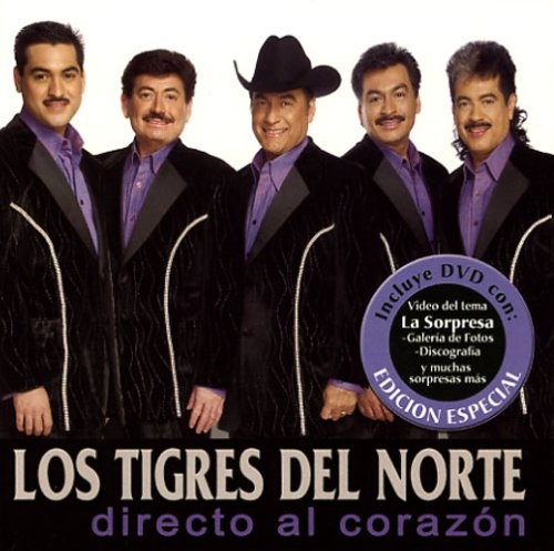 Los Tigres Del Norte - la sorpresa Lyrics - Zortam Music
