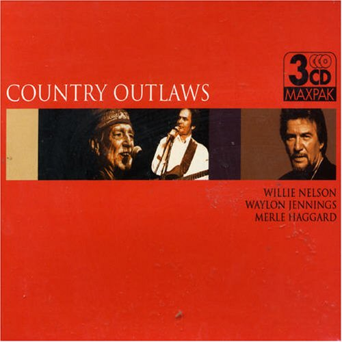 MERLE HAGGARD - The Outlaws - Zortam Music