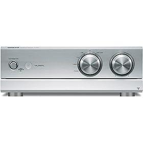 【クリックで詳細表示】ONKYO A-933(S) INTEC275 プリメインアンプ 200W+200W(4Ω) シルバー: 家電・カメラ