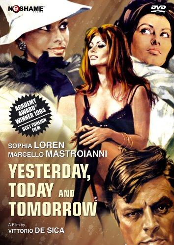 Ieri, oggi, domani / Вчера, сегодня, завтра (1963)