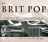 Pochette de l'album pour Brit Pop