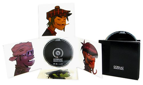 Gorillaz - Demon Days [Ltd. Edition] - Zortam Music