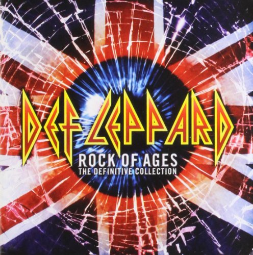 Def Leppard - Rock Of Ages: Definitive Collection (2CD) - Zortam Music