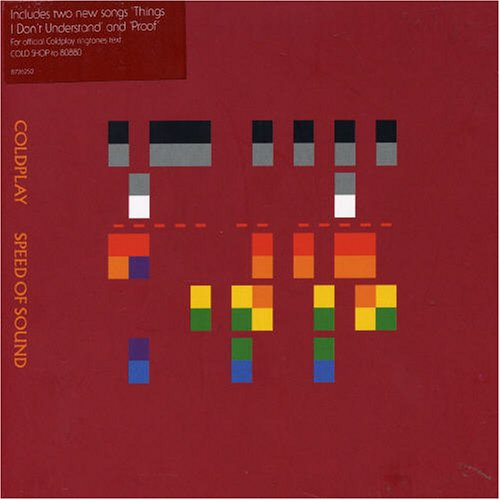 Coldplay - Speed of Sound (maxi) - Zortam Music