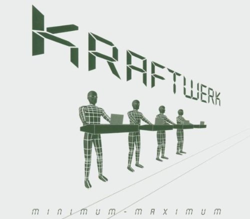 Kraftwerk - Minimum-Maximum (deutsche Version) - Zortam Music