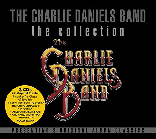 Charlie Daniels Band - The Collection: Fire on the Mountain/Million Mile Reflections/Full Moon - Zortam Music