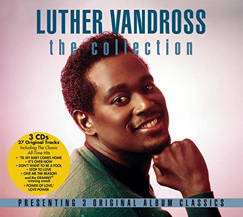 Luther Vandross - Give Me The Reason - Zortam Music