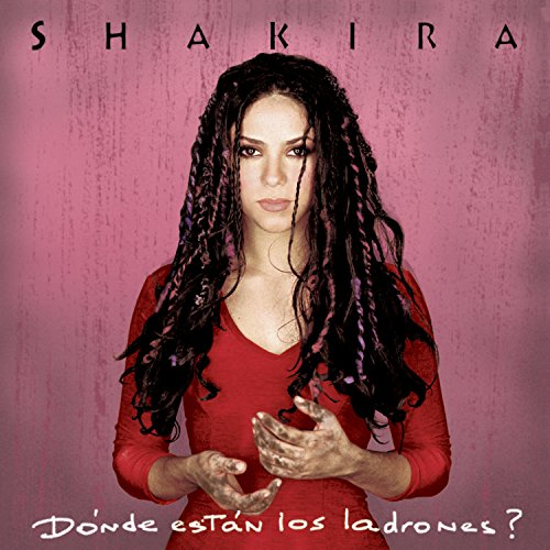Shakira - Dónde están los ladrones - Zortam Music