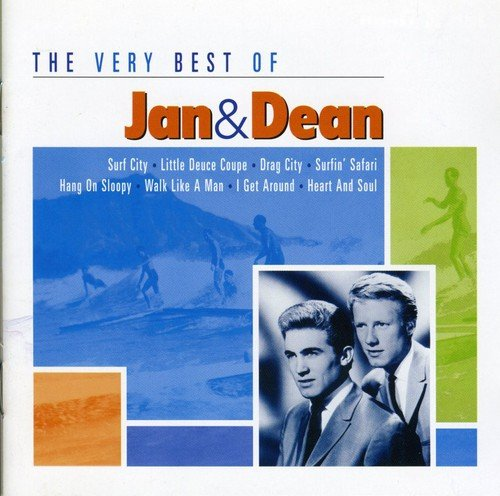 Jan & Dean - Jan & Dean Greatest Hits - Zortam Music
