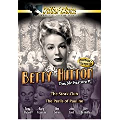 Betty Hutton Doubel Feature #1