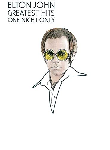 Elton John - One Night Only - The Greatest Hits (Live) - Zortam Music