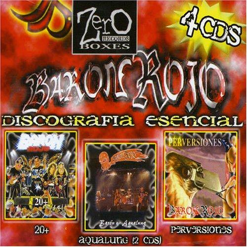 Baron Rojo - Discografia Esencial - Zortam Music