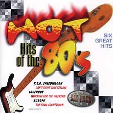 Europe - Hits of the 80