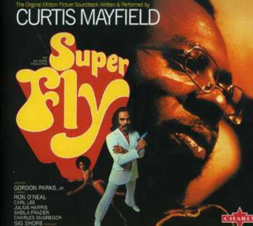 Curtis Mayfield - Superfly/New Edition - Zortam Music