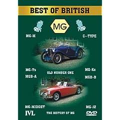 Best Of British - History Of MG